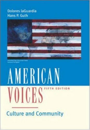 American Voices: Culture and Community