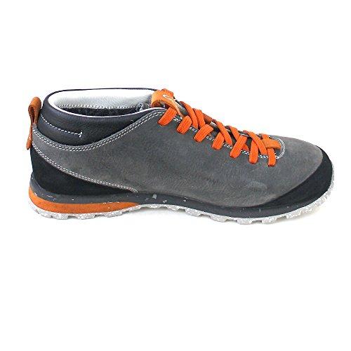 AKU Bellamont FG GTX Unisex-Erwachsene Outdoor Fitnessschuhe Grau (Grey/Orange)