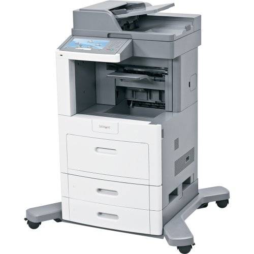 Lexmark X658de Laser Multifunction Printer . Monochrome . Plain Paper Print . Desktop . Copier/Fax/Printer/Scanner . 55 Ppm Mono Print . 1200 X 1200 Dpi Print . 55 Cpm Mono - 55 Laser Ppm Printer