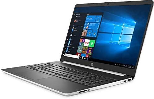 "2020 HP 15.6"" Touchscreen Laptop Computer/ 10th Gen Intel Quard-Core i5 1035G1 up to 3.6GHz/ 16GB DDR4 RAM/ 1TB PCIe SSD/ 802.11ac WiFi/ Bluetooth 4.2/ USB 3.1 Type-C/ HDMI/ Silver/ Windows 10 Home"