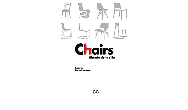 Chairs: Historia de la silla (Spanish Edition) - Kindle ...