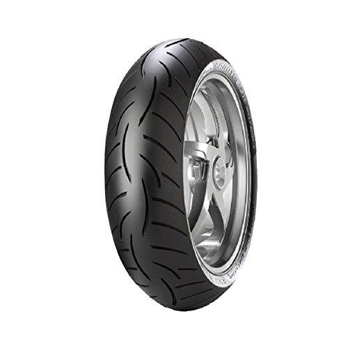 Metzeler Roadtec Z8 Tire - Rear - 190/55ZR-17 - O Spec , Position: Rear, Rim Size: 17, Tire Application: Sport, Tire Size: 190/55-17, Tire Type: Street, Load Rating: 75, Speed Rating: W, Tire Construction: Radial 2284200