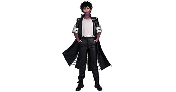 Amazon.com: Miccostumes Dabi Villain - Disfraz de cosplay ...