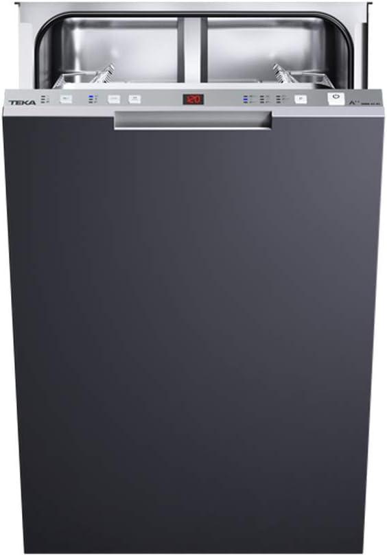 Teka DW8 41 FI Totalmente integrado 10cubiertos A++ lavavajillas