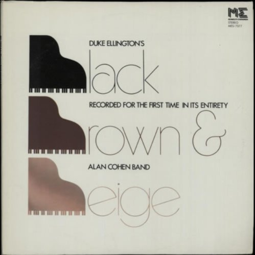 Duke Ellington's 'Black, Brown & Beige'