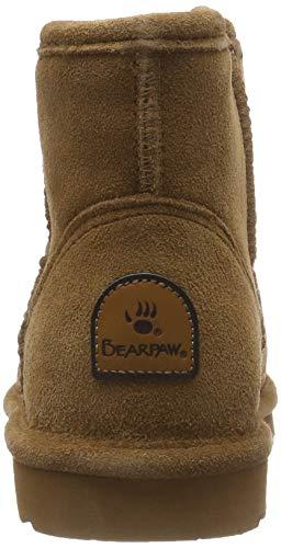 Women's Brown Slouch Boots Bearpaw Hickory Alyssa Ii 220 g1Sdwzq