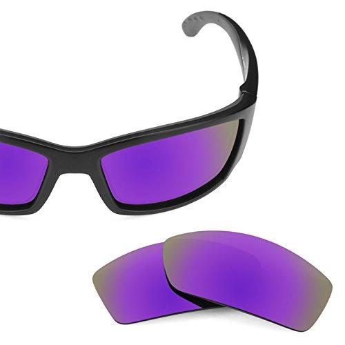 Mirrorshield Plasma Revant Corbina para repuesto Polarizados Opciones de — Púrpura Costa Lentes múltiples xBFAP