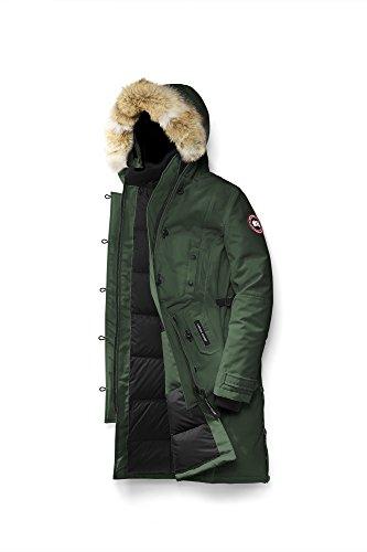 Canada Goose 2506L Womens Kensington Parka Jacket, Algonquin Green - - Kensington Canada