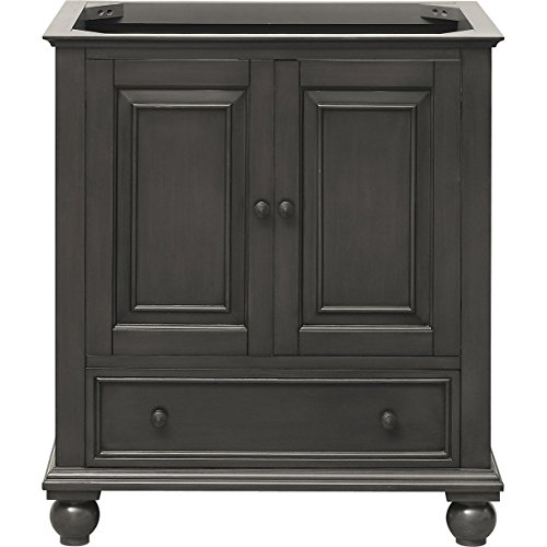 Avanity Thompson Vanity Charcoal Finish At A Glance