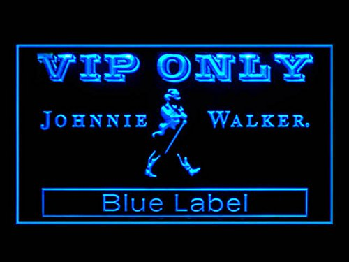 Johnnie Walker Blue Label Drink Led Light Sign