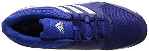adidas Unisex-Erwachsene Essence Handballschuhe Blau (Mystery Ink /ftwr White/blue)