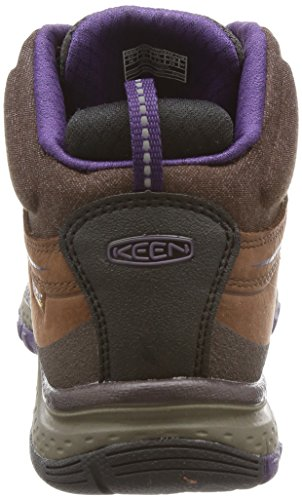 Pictures of KEEN Women's Terradora Leather mid wp- Brown 8