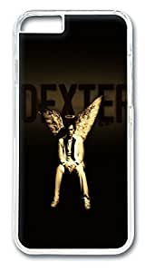Dexter Angel Wings Custom iphone 6 4.7inch Case Cover Polycarbonate Transparent by mcsharksby Maris's Diary