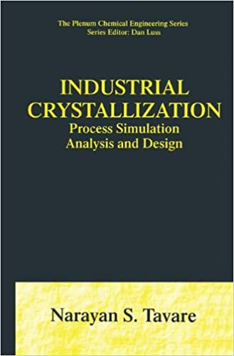 Amazon com: Industrial Crystallization: Process Simulation