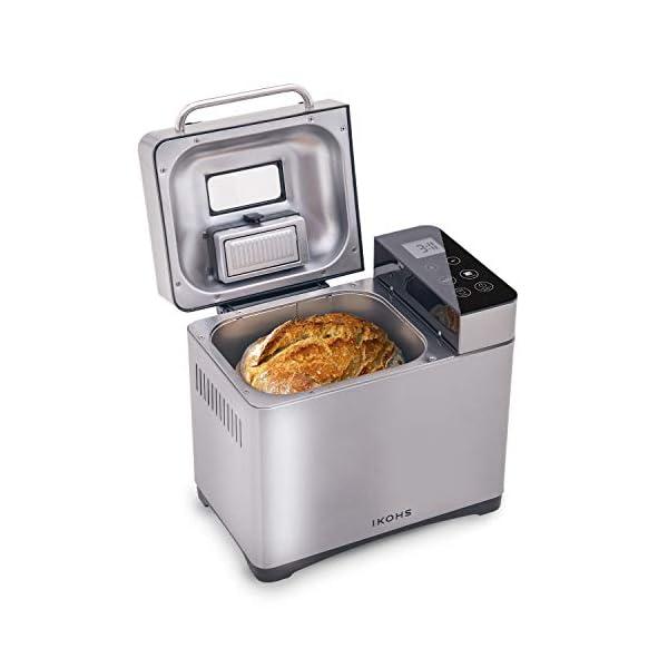 IKOHS DEPAN 710-IK - Macchina per il pane (Grigio) 1
