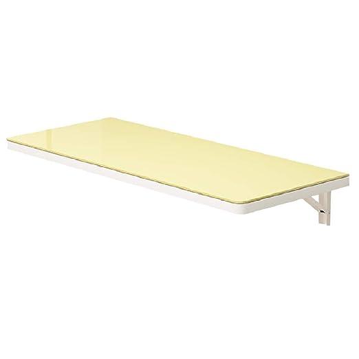 mesa plegable YXX Pared Montado en la Pared del Escritorio del ...