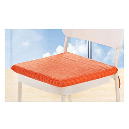 Outdoor chair cushions,Patio seat pads mat,Comfort nonslip for outdoor garden deck picnic beach (Cushioned Deck Mat)