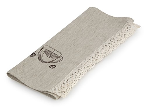 coffee cup table runner - 3