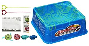 Beyblade - Super Estadio C/ 2 Peonzas Exclusivas (Hasbro) 27-38441
