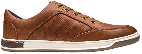 JOUSEN Men's Sneakers Classic Casual Fashion Sneakers (10.5,Brown)
