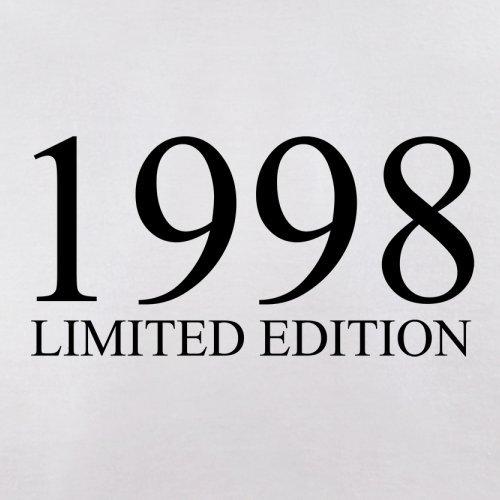 1998 Limierte Auflage / Limited Edition - 19. Geburtstag - Herren T-Shirt - Weiß - XL