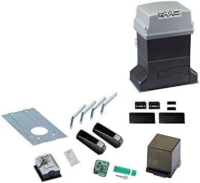 Dieffematic FAAC 105912 - Kit de automatización para Puerta ...
