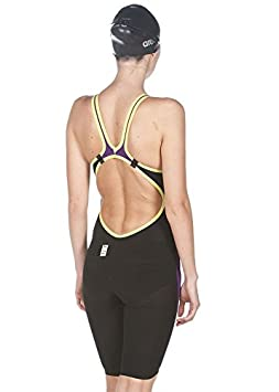 Arena Carbon Air Knee Skin Open Back