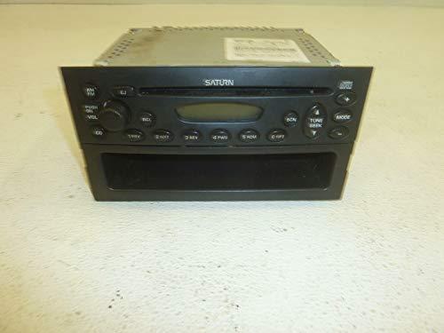 Morad Parts 02 03 Saturn VUE ION CD Player U1C IC 1237 C 21025330 Radio Stereo Radio #16419