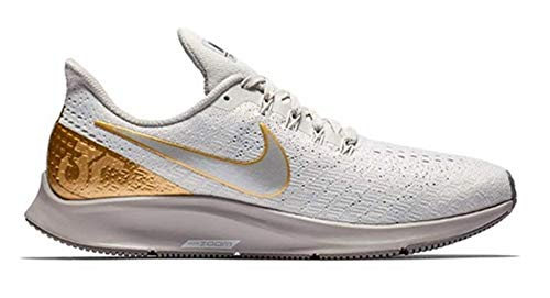 Nike W Air Zoom Pegasus 35 Met PRM Womens Av3046-001 Size 6.5
