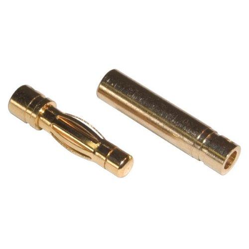 Set of 3 Venom Micro Bullet Plug 4.0//12Awg