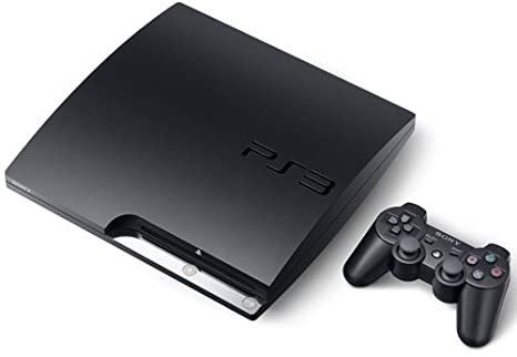Amazon Com Playstation 3 Slim 120gb Old Model Video Games