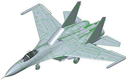 ホビーボス 1/48 エアクラフトシリーズ ロシア空軍 Su-27 フランカーB ロシアンナイツ プラモデル 81776