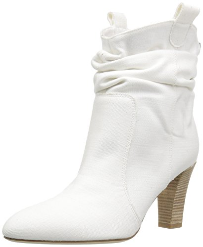 Women's Sarah By Canvas Parker Ivory Boot Fashion Jessica Sloan Sjp AS1wZ4qq