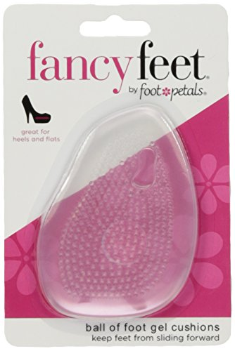 Price comparison product image Fancy Feet Women's Gel Ball of Foot Cushions