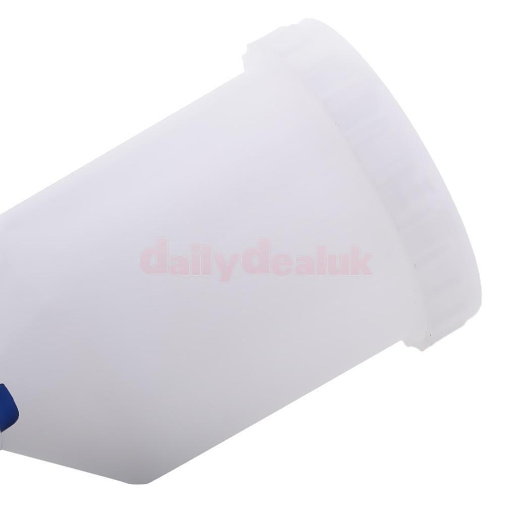 FidgetFidget Air Spray Paint Gun Car Auto Gravity and 1.7mm Nozzle 600ml Cup Capacity Kit by FidgetFidget (Image #7)