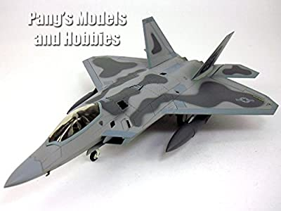 Lockheed Martin F-22 Raptor - 1/72 Scale Diecast Metal Model
