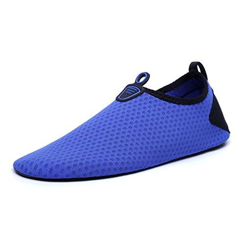 Frescas Walking y Zapatos Azul Verano Botia Zapatos Unisex Zapatillas de Outdoor Water Natación Sport Stream Par Zapatos Playa Respirables Mujer O68wz6qA