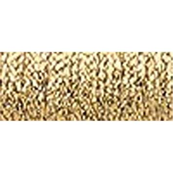 Kreinik No.12 Metallic 10m Tapestry Craft Braid 11-Yard Gold