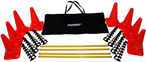 FitPAWS Hurdle Set for Dog Fitness and Agility by FitPAWS