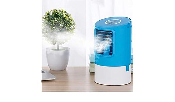 htfrgeds - Climatizador portátil, 18 W, 45 decibelios ...
