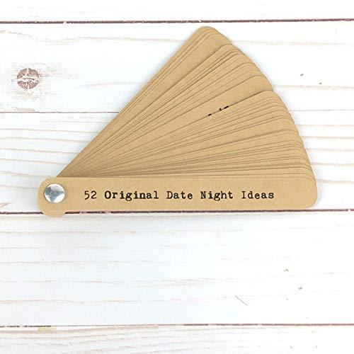 Amazon Com Valentines Day Gift 52 Original Date Night Ideas