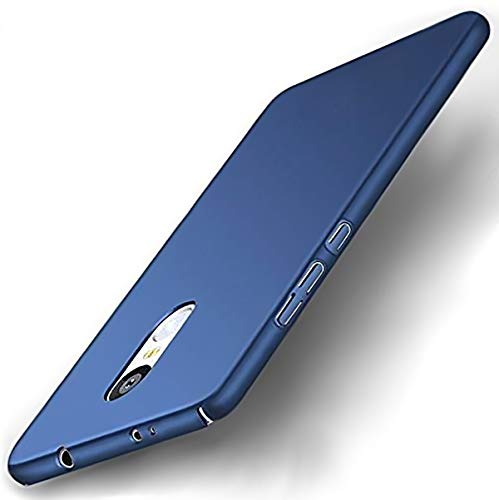 WOW Imagine TM  All Sides Protection 360 Degree Back Case Cover for XIAOMI MI REDMI Note 4   Washington Blue