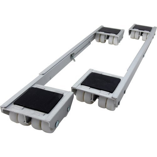 Shepherd Hardware 9603 Adjustable Aluminum Appliance Rollers, by Shepherd Hardware