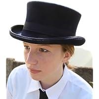 100% Wolle Dressur Style Top Hat–XL ca. 60cm/61cm