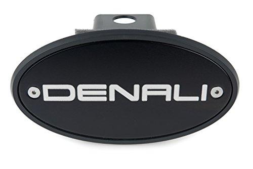 Denali Receiver Hitch Cover - Black - GMC Yukon - Sierra - USA Made