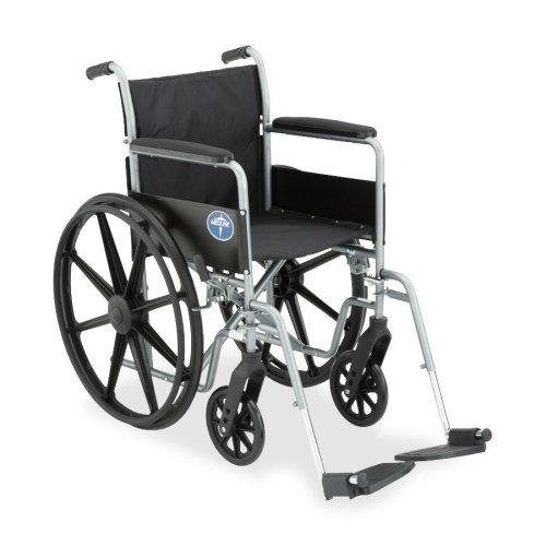 K1 Basic Wheelchair - MIIMDS806150EE - Excel K1 Basic Wheelchair