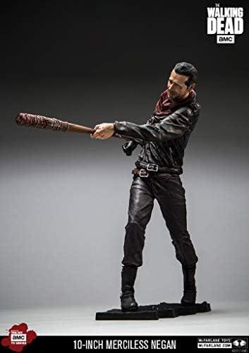 Negan collection Walking Dead McFarlane Toys impitoyable Lucille édition bien Pack