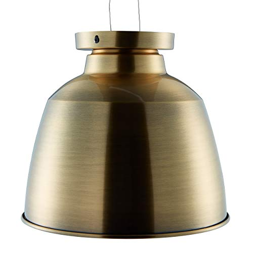 Southern Enterprises AMZ8928TL Averni Pendant Lamp, Brushed - Monochromatic Trio