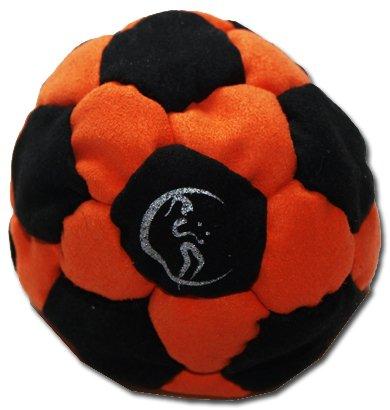 32-panel-hacky-sack-black-orange-pro-freestyle-32-panel-footbags-aka-hacky-sacks-ideal-for-kicks-and