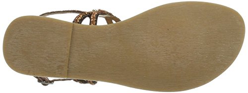 Tamaris Flip 900 28156 Flops Women''s bronce Brown wPpq4vw